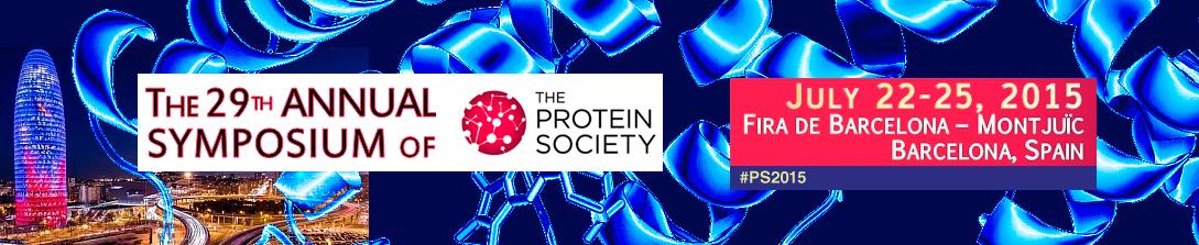 Protein Society 2015